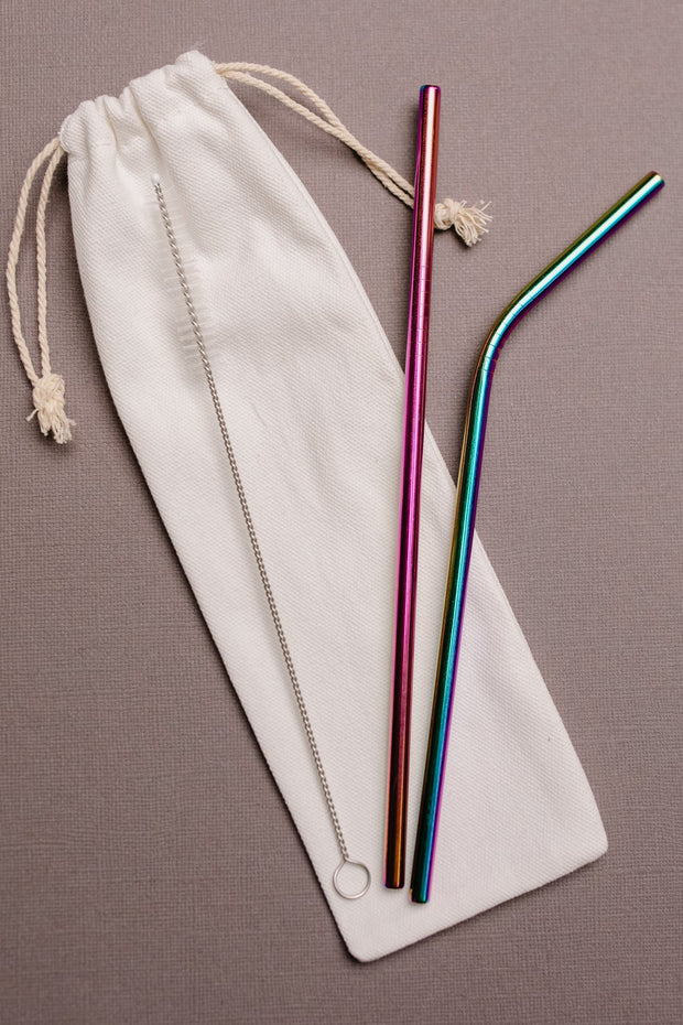 Do Your Part Reusable Straws - Women's Clothing AfterPay Sezzle KanCan Judy Blue Simply Sass Boutique