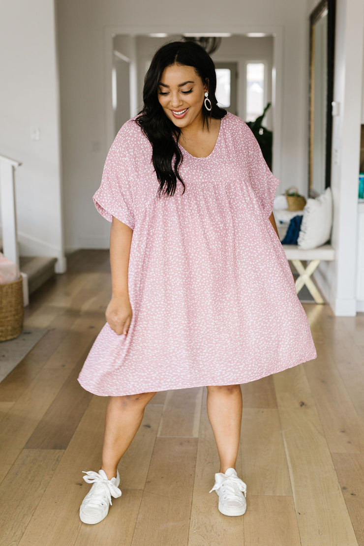 101 Pink Dalmatians Dress - Simply Sass Boutique