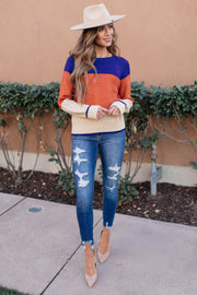 A Few Of My Favorite Things Sweater - In House - Women's Clothing AfterPay Sezzle KanCan Judy Blue Simply Sass Boutique