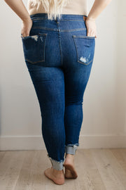 All About The Cuff Jeans - Women's Clothing AfterPay Sezzle KanCan Judy Blue Simply Sass Boutique