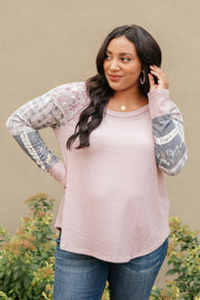 All About The Details Top in Dusty Lavender - Women's Clothing AfterPay Sezzle KanCan Judy Blue Simply Sass Boutique