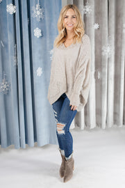 Can't Forget About The Pockets Sweater - Women's Clothing AfterPay Sezzle KanCan Judy Blue Simply Sass Boutique