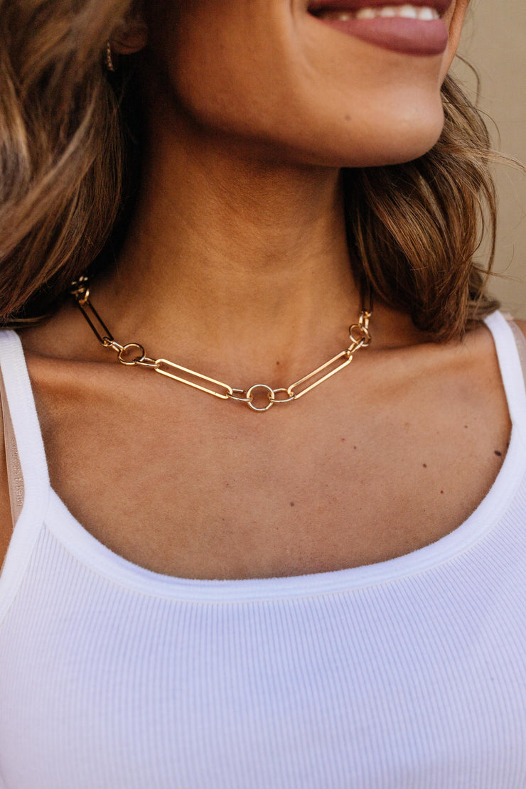 Chains For Days Necklace - Women's Clothing AfterPay Sezzle KanCan Judy Blue Simply Sass Boutique