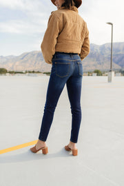 Tall Dark And Fashionable Jeans - Women's Clothing AfterPay Sezzle KanCan Judy Blue Simply Sass Boutique