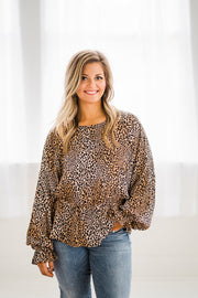 Leader Of The Pack Blouse - Women's Clothing AfterPay Sezzle KanCan Judy Blue Simply Sass Boutique