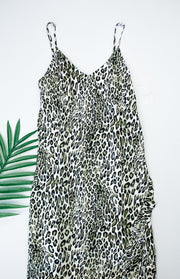 Enjoy The Ride Leopard Print Maxi Dress - Simply Sass Boutique
