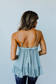 Epic Romance Camisole - Women's Clothing AfterPay Sezzle KanCan Judy Blue Simply Sass Boutique