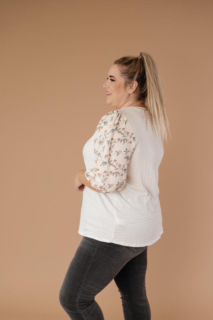 Honeysuckle Blouse - Simply Sass Boutique