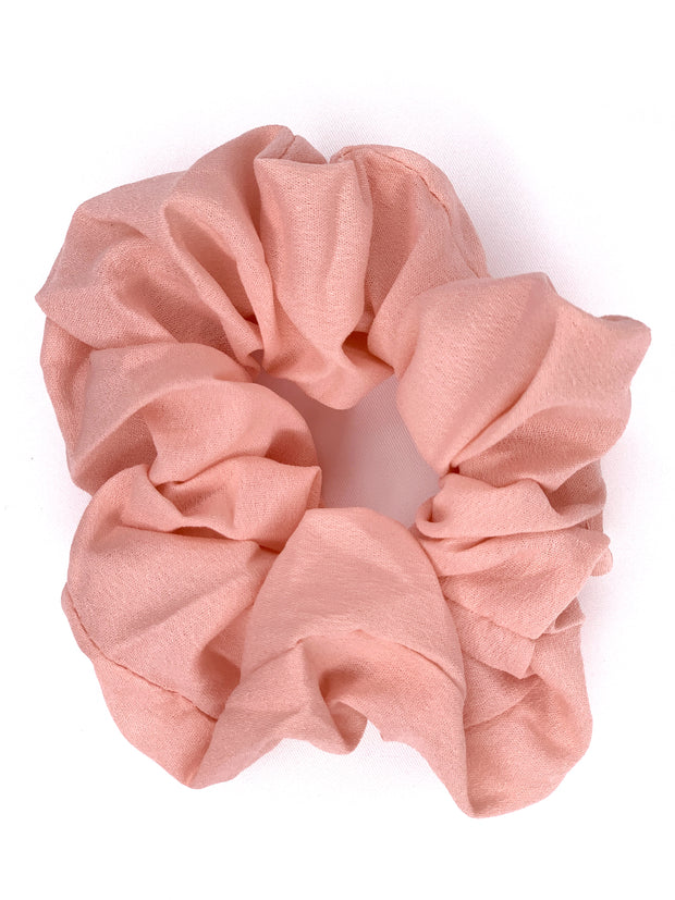 Hair Scrunchie - Light Pink - Women's Clothing AfterPay Sezzle KanCan Judy Blue Simply Sass Boutique