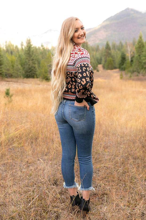Have Mercy Judy Blue Frayed Hem Jeans - In House - Women's Clothing AfterPay Sezzle KanCan Judy Blue Simply Sass Boutique