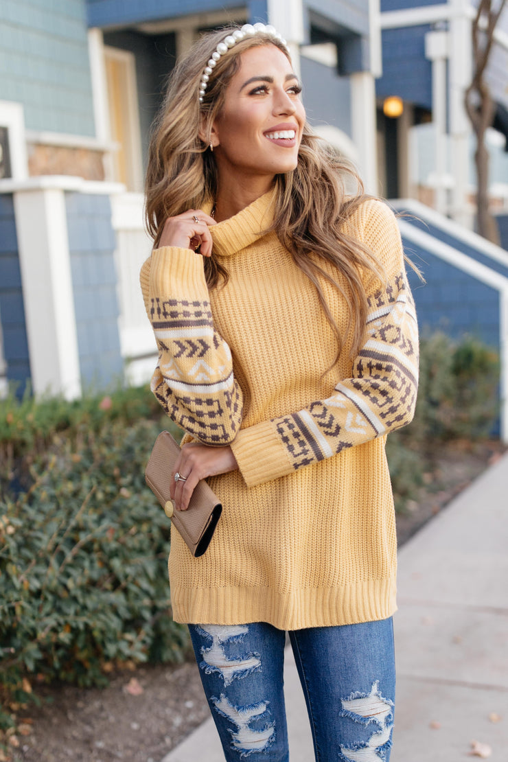 Lemon And Spice Sweater - Women's Clothing AfterPay Sezzle KanCan Judy Blue Simply Sass Boutique