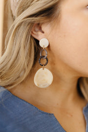 Looped Feelings Earrings - Simply Sass Boutique