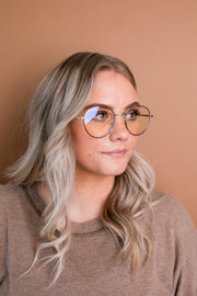 Love Your Eyes Blue Light Glasses - Women's Clothing AfterPay Sezzle KanCan Judy Blue Simply Sass Boutique