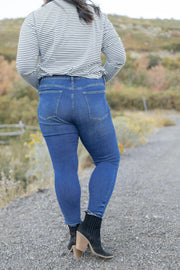 Nothing's Destroyed Lightwash Jeans - Women's Clothing AfterPay Sezzle KanCan Judy Blue Simply Sass Boutique