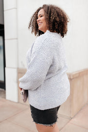 Off-The-Shoulders and So Simple Sweater - Women's Clothing AfterPay Sezzle KanCan Judy Blue Simply Sass Boutique