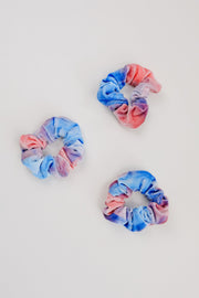 Red White & Beautiful Scrunchie - Simply Sass Boutique
