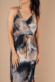 Sea N Sand Tie Dye Maxi Dress - Simply Sass Boutique