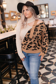 Tarzan Meets Jane Sweater - Women's Clothing AfterPay Sezzle KanCan Judy Blue Simply Sass Boutique