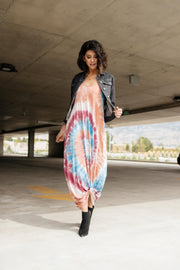 The Big Swirl Maxi Dress - Women's Clothing AfterPay Sezzle KanCan Judy Blue Simply Sass Boutique