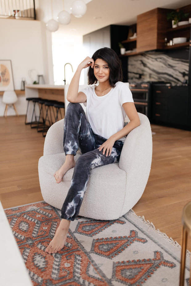 Clare Lounge Set Joggers - Women's Clothing AfterPay Sezzle KanCan Judy Blue Simply Sass Boutique