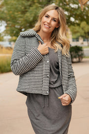 The Cora Jacket - Women's Clothing AfterPay Sezzle KanCan Judy Blue Simply Sass Boutique
