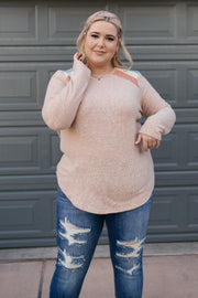 The Everything Nice Top in Pink - Women's Clothing AfterPay Sezzle KanCan Judy Blue Simply Sass Boutique