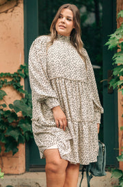The Mercer Dress in Cream - Women's Clothing AfterPay Sezzle KanCan Judy Blue Simply Sass Boutique