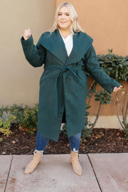 The Paislynn Trench Coat - Women's Clothing AfterPay Sezzle KanCan Judy Blue Simply Sass Boutique