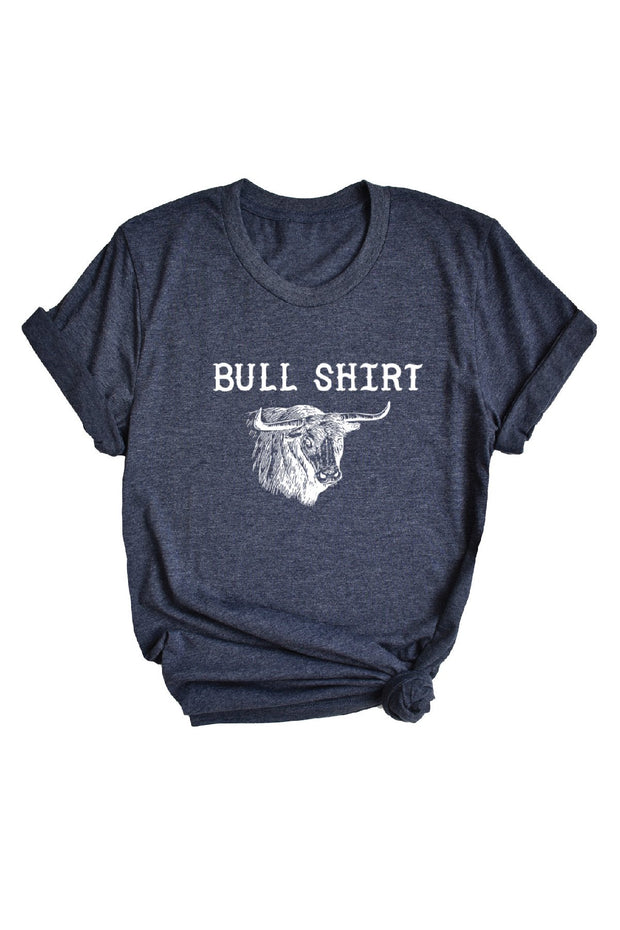 PREORDER: Bull Shirt Graphic Tee