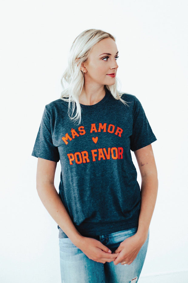 PREORDER: Mas Amor Graphic Tee