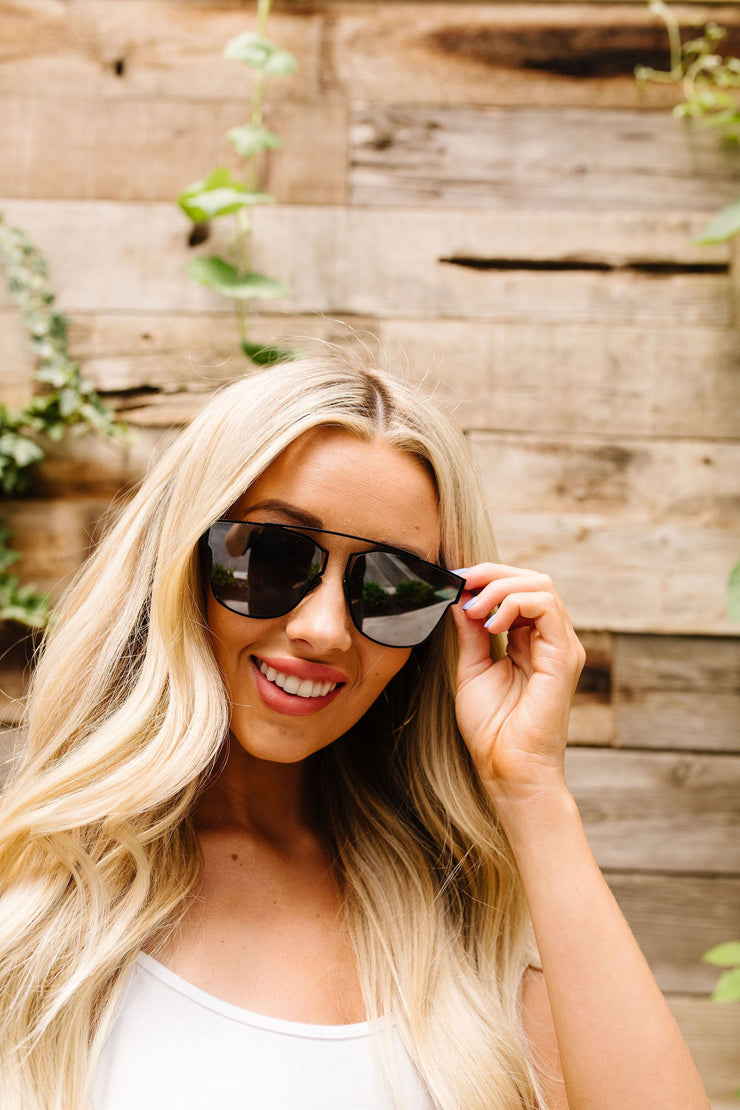 All That Flat Sunnies - Women's Clothing AfterPay Sezzle KanCan Judy Blue Simply Sass Boutique