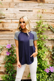 America's Favorite Raglan Top - Simply Sass Boutique
