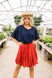 Bright Spot Flirty Skirt - Women's Clothing AfterPay Sezzle KanCan Judy Blue Simply Sass Boutique