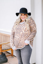 Crossbreed Wide V Top - Simply Sass Boutique