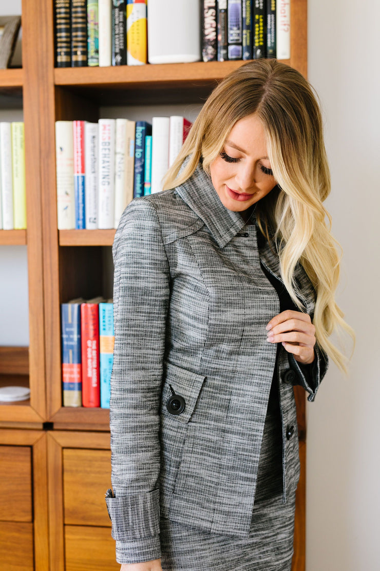 Got It Made Jacket - Women's Clothing AfterPay Sezzle KanCan Judy Blue Simply Sass Boutique