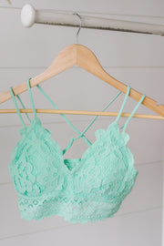 Let's Layer In Mint - Women's Clothing AfterPay Sezzle KanCan Judy Blue Simply Sass Boutique