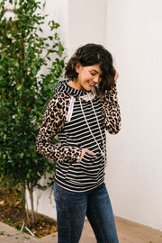 Life's A Zoo Hoodie - In House - Women's Clothing AfterPay Sezzle KanCan Judy Blue Simply Sass Boutique