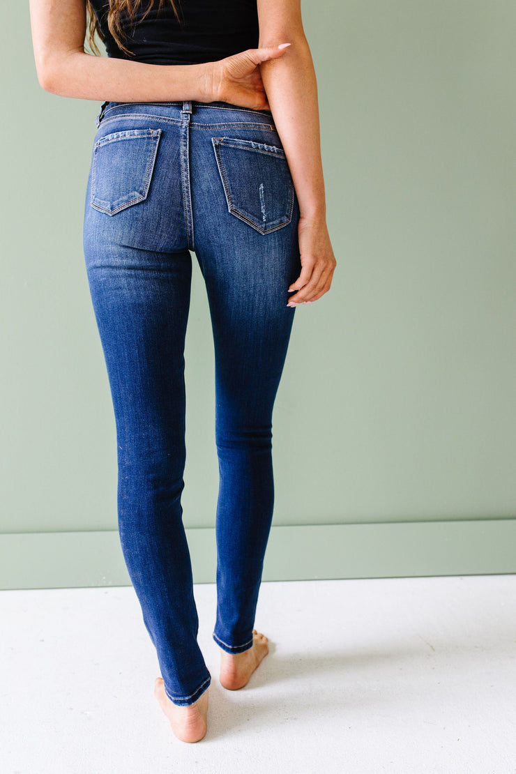 Melinda Mid-Rise KanCan Jeans - 6/2/2020 - Women's Clothing AfterPay Sezzle KanCan Judy Blue Simply Sass Boutique