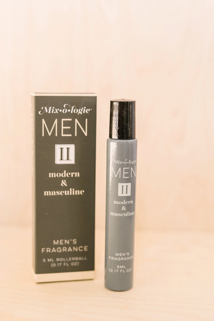 Modern & Masculine Rollerball Cologne For Men - Women's Clothing AfterPay Sezzle KanCan Judy Blue Simply Sass Boutique