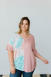 Of Two Minds Top - Women's Clothing AfterPay Sezzle KanCan Judy Blue Simply Sass Boutique