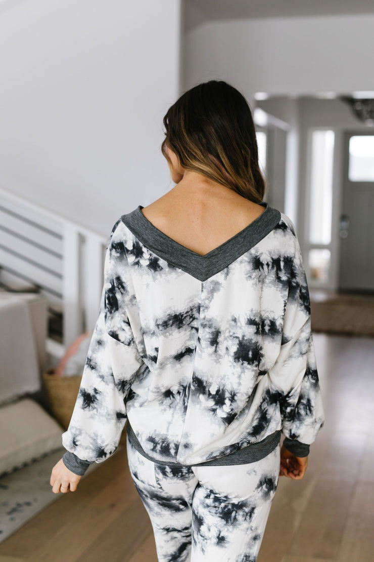 Rejuvenation Black & White Top - Women's Clothing AfterPay Sezzle KanCan Judy Blue Simply Sass Boutique