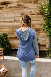 Ride Out The Storm Hoodie - Women's Clothing AfterPay Sezzle KanCan Judy Blue Simply Sass Boutique
