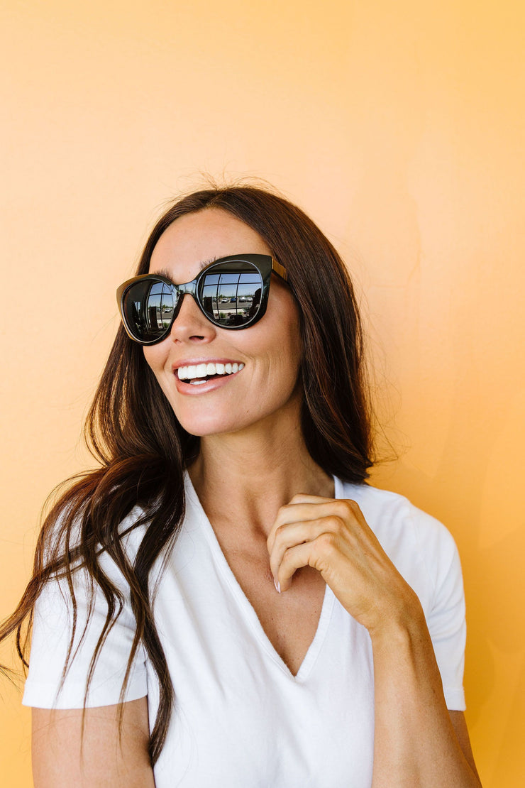 Roman Holiday Sunglasses - Women's Clothing AfterPay Sezzle KanCan Judy Blue Simply Sass Boutique