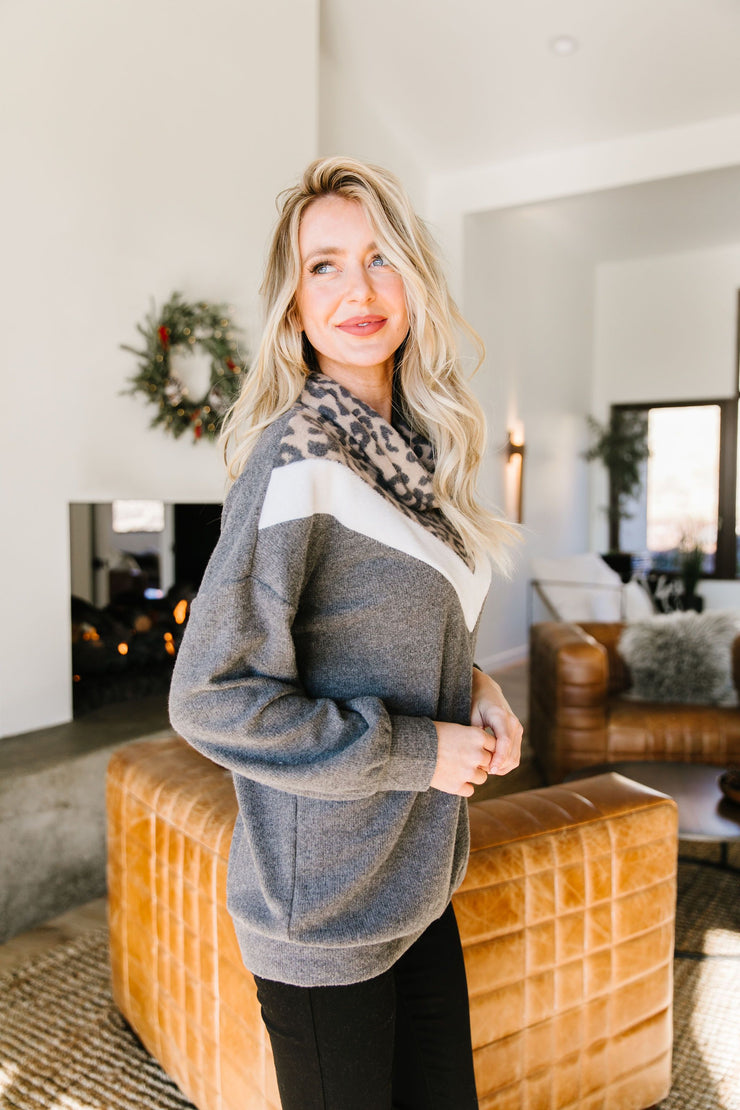 She's All That Pullover - Simply Sass Boutique