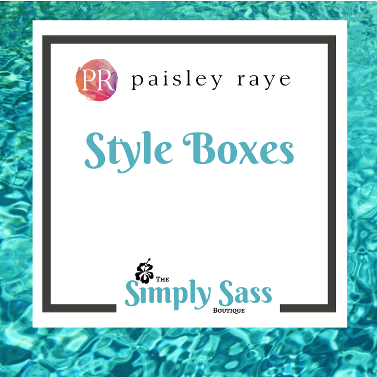 Simply Sass Style Box - Simply Sass Boutique