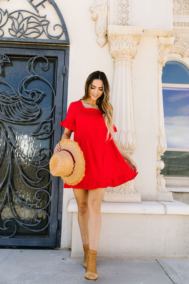 Sweet & Spicy Dress - Women's Clothing AfterPay Sezzle KanCan Judy Blue Simply Sass Boutique