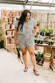 The Spot To Be Romper - Women's Clothing AfterPay Sezzle KanCan Judy Blue Simply Sass Boutique