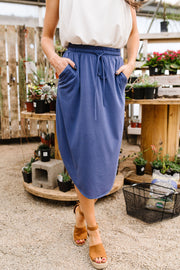 To The Beach! Skirt - Women's Clothing AfterPay Sezzle KanCan Judy Blue Simply Sass Boutique