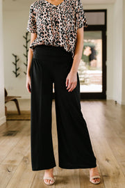 Walk On The Wide Side Pants - Women's Clothing AfterPay Sezzle KanCan Judy Blue Simply Sass Boutique