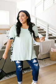 Weekend Hot Spot Top - Women's Clothing AfterPay Sezzle KanCan Judy Blue Simply Sass Boutique